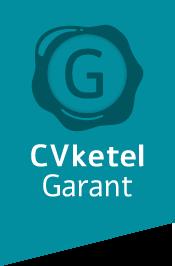 CV ketel Garant